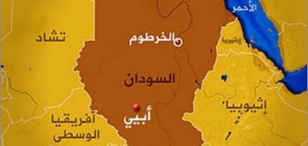 اين تقع السودان
