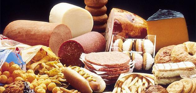 أضرار الدهون على الجسم