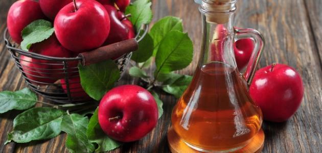 طريقة استخدام خل التفاح لإنقاص الوزن