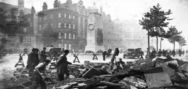 اسباب ونتائج الحرب العالمية الثانية