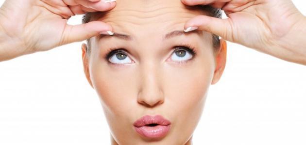 أعراض نقص فيتامين أ على الجلد