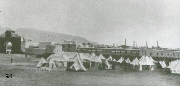المدينة المنورة قبل الهجرة