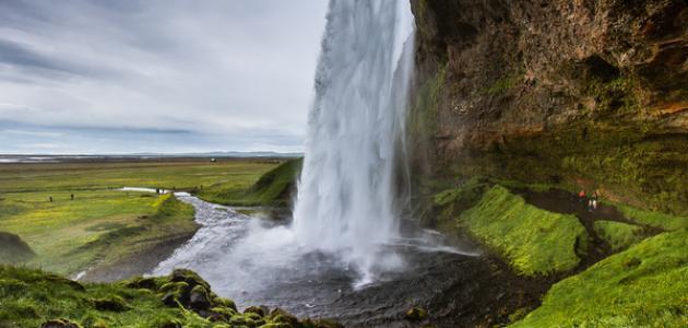 اين تقع أيسلندا