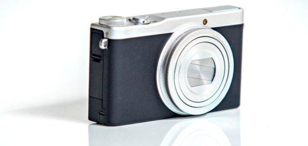 مكونات الكاميرا الرقمية