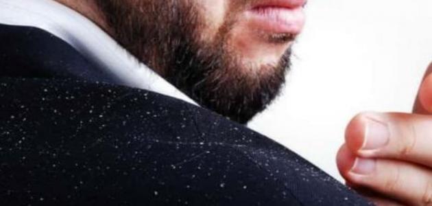 علاج القشرة وتساقط الشعر نهائيا
