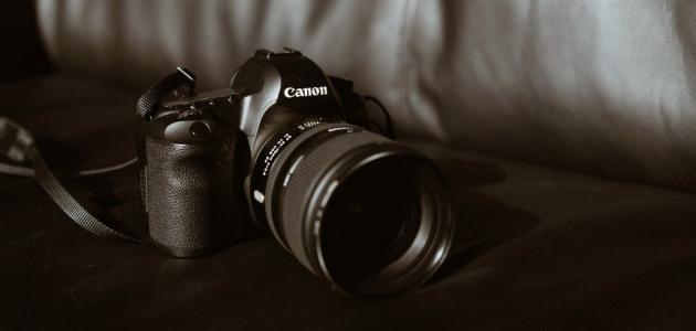معلومات عن كاميرا كانون