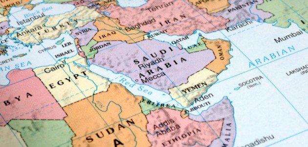 مساحة الدول العربية وعدد سكانها حياتك