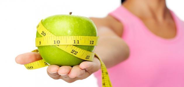 كيفية انقاص الوزن في 3 ايام