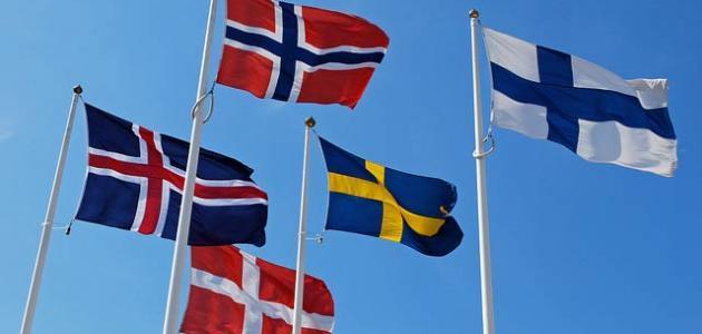 كم عدد الدول الاسكندنافية