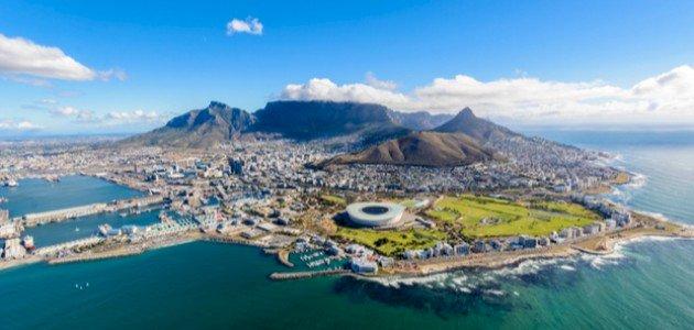 السفر إلى جنوب أفريقيا