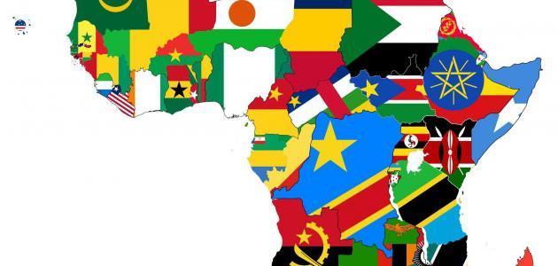 أكبر دول أفريقيا مساحة