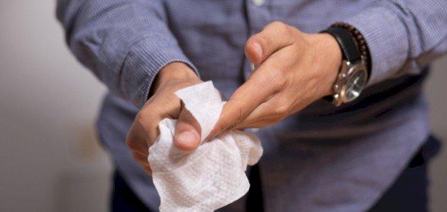 طريقة ازالة الصبغة من اليد
