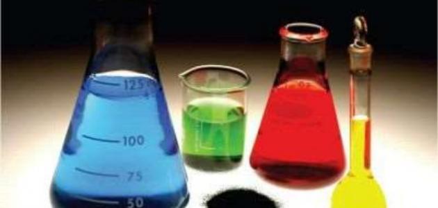 وسائل تعليمية كيمياء