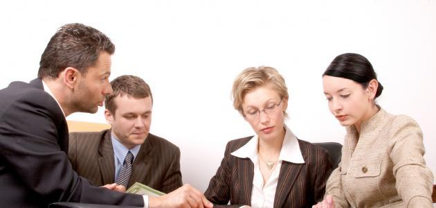 كيفية اجراء مقابلة عمل