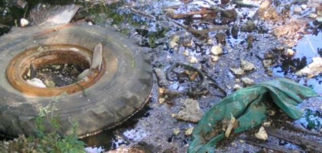 أضرار تلوث التربة
