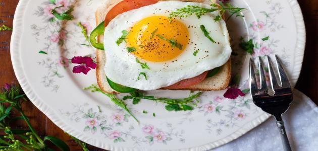 رجيم فطور الصباح