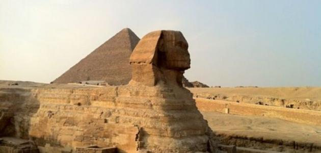 آثار فرعونية حقيقية