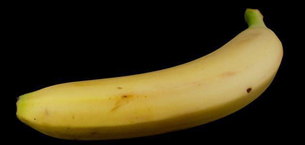 استخدام الموز للجنس