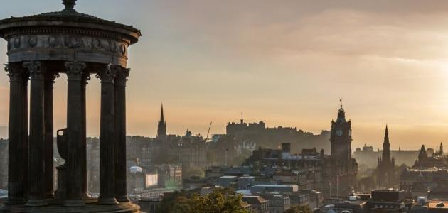 السفر إلى اسكتلندا