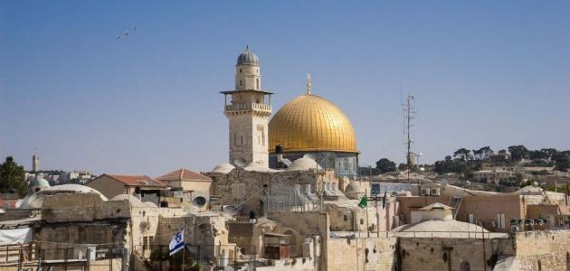 أين يقع المسجد الأقصى؟