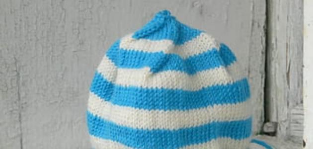 كيفية صنع قبعة من الصوف
