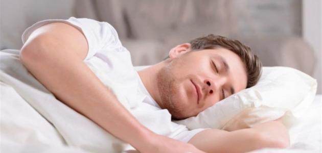 أسباب خفقان القلب أثناء النوم