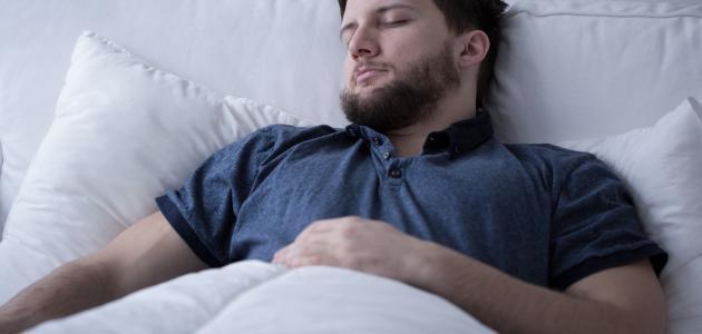 أسهل طريقة للنوم السريع