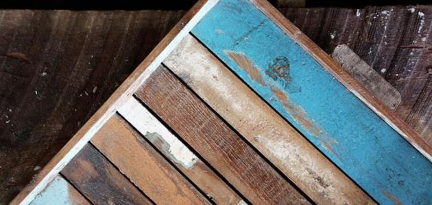 التخلص من رائحة دهان الخشب حياتك