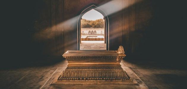 أين يوجد قبر صلاح الدين الأيوبي