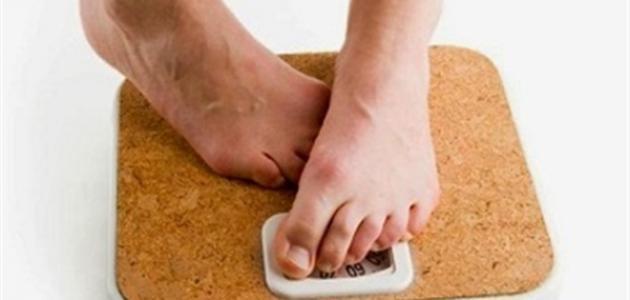 أعراض فقدان الوزن