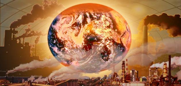 اثار تلوث الهواء