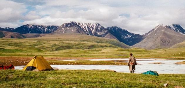 أين تقع منغوليا