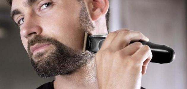 إزالة الشعر عند الرجال نهائيًا