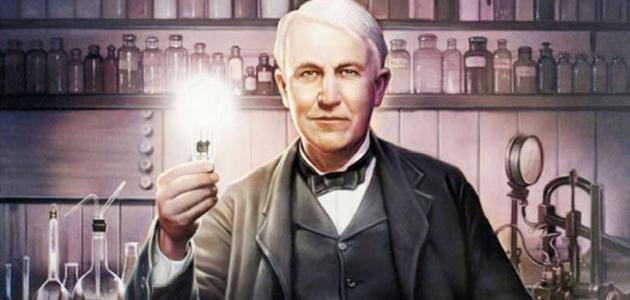 توماس أديسون: العالم ورجل الأعمال