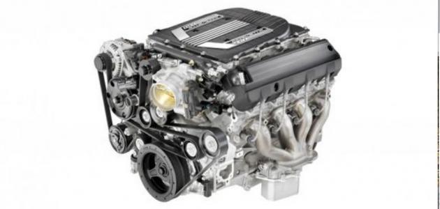 أنواع محركات السيارات
