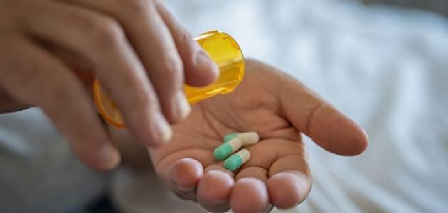 آثار جانبية للمضاد الحيوي