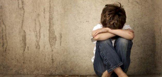 نتائج العنف ضد الأطفال