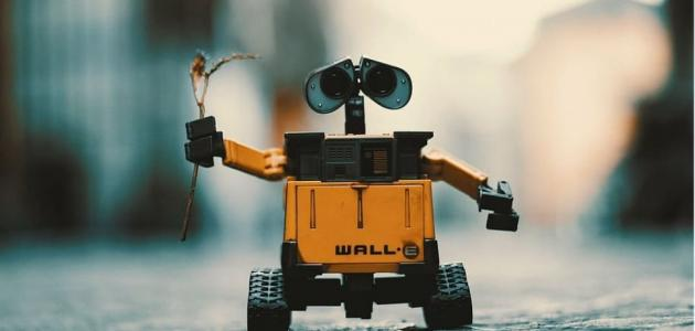 أجزاء الروبوت