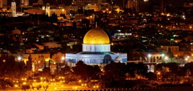 أكبر محافظة في فلسطين مساحةً