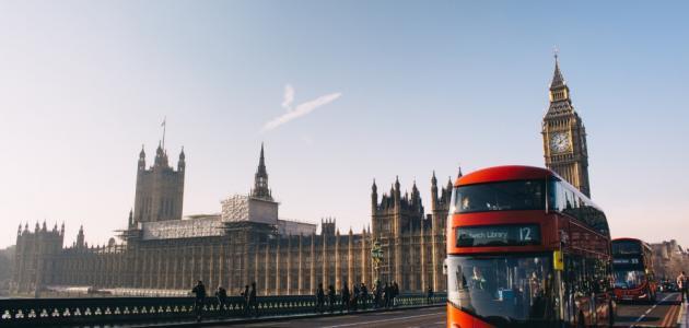بحث حول لندن