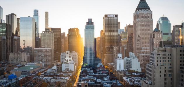 أكبر مدن الولايات المتحدة