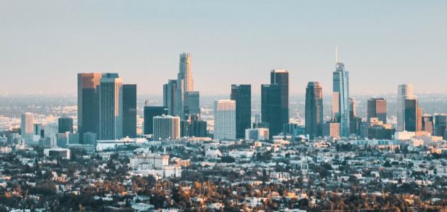 أين لوس انجلوس