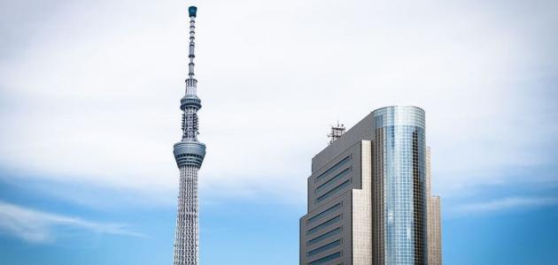 أين توجد مدينة طوكيو حياتك