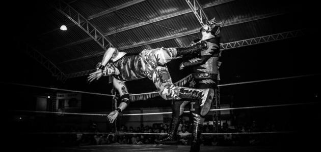 بطولة العالم للمصارعة