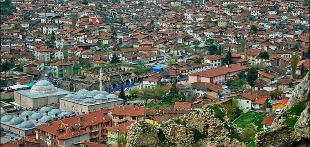 الآثار العثمانية في تركيا