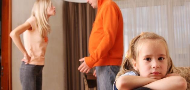 أثر الطلاق على المجتمع