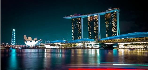 أين تقع سنغافورة وما هى عاصمتها حياتك