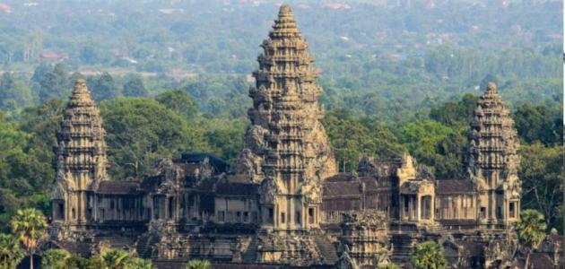 أين تقع مدينة كمبوديا حياتك