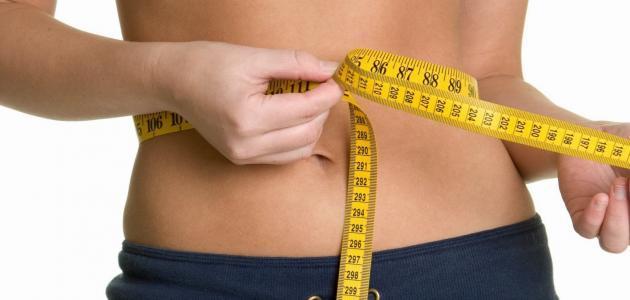 أسهل طريقة لتخسيس الوزن