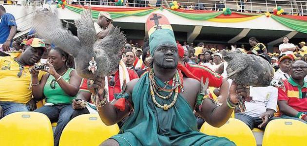 العمل في غانا